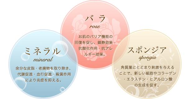 OPPの主要構成成分